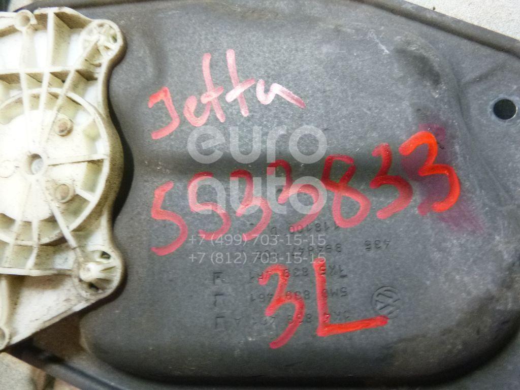 Стеклоподъемник электр. задний левый для VW Jetta 2006-2011 - Фото №1