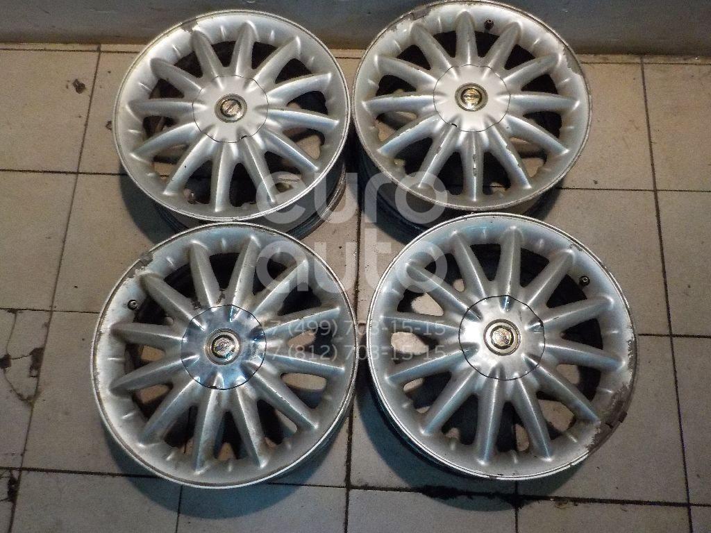 Диски колесные легкосплавные (к-кт) для Chrysler Sebring/Dodge Stratus 2001-2006 - Фото №1