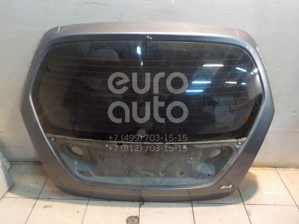 Дверь багажника со стеклом для Suzuki Liana 2001-2007 - Фото №1