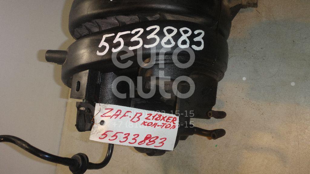 Коллектор впускной для Opel Zafira B 2005-2012;Astra H / Family 2004-2015;Signum 2003-2008;Vectra C 2002-2008 - Фото №1