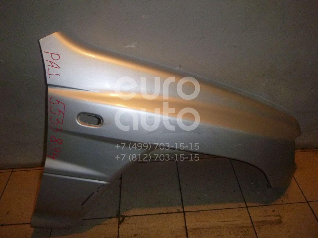 Крыло переднее правое для Mitsubishi Pajero/Montero II (V1, V2, V3, V4) 1997-2004;Pajero/Montero II (V1, V2, V3, V4) 1991-1996 - Фото №1