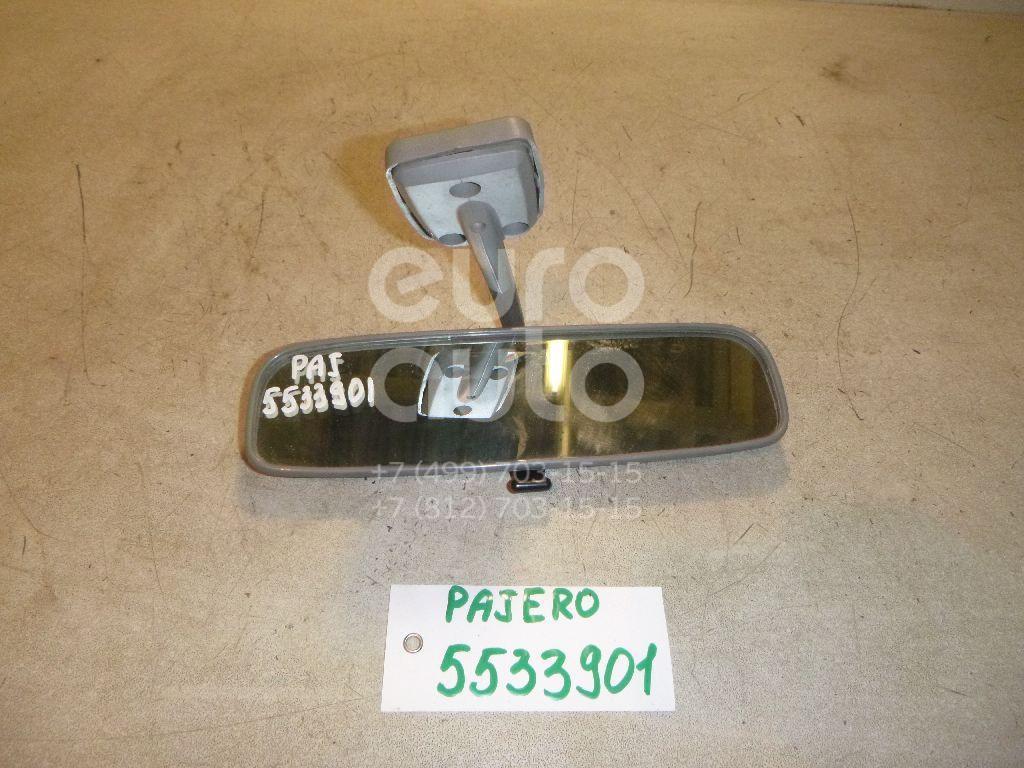 Зеркало заднего вида для Mitsubishi Pajero/Montero II (V1, V2, V3, V4) 1997-2004;Pajero/Montero II (V1, V2, V3, V4) 1991-1996 - Фото №1
