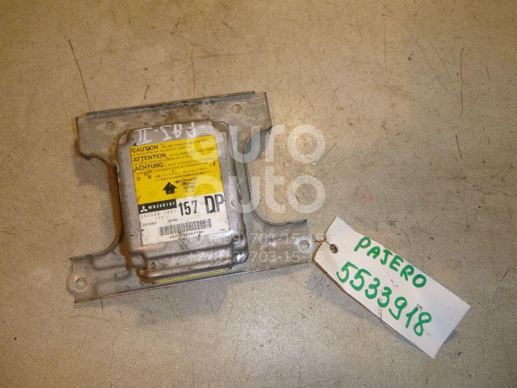 Блок управления AIR BAG для Mitsubishi Pajero/Montero (V1, V2, V3, V4) 1997-2004;Pajero/Montero (V1, V2, V3, V4) 1991-1996 - Фото №1