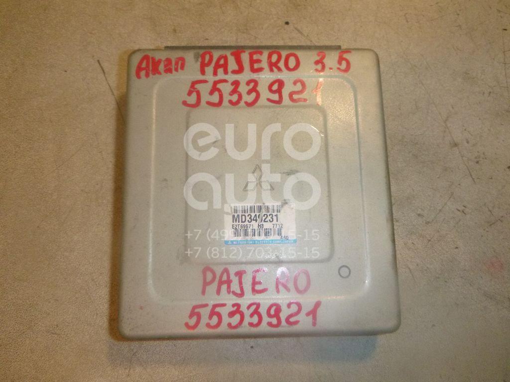 Блок управления двигателем для Mitsubishi Pajero/Montero II (V1, V2, V3, V4) 1997-2004 - Фото №1