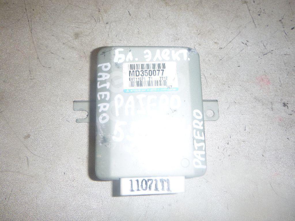 Блок электронный для Mitsubishi Pajero/Montero II (V1, V2, V3, V4) 1997-2004;Pajero/Montero II (V1, V2, V3, V4) 1991-1996 - Фото №1