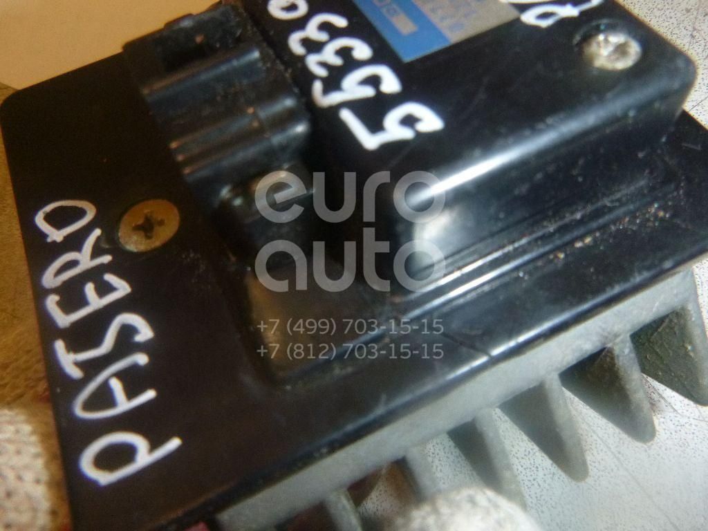Резистор отопителя для Mitsubishi Pajero/Montero II (V1, V2, V3, V4) 1997-2004 - Фото №1