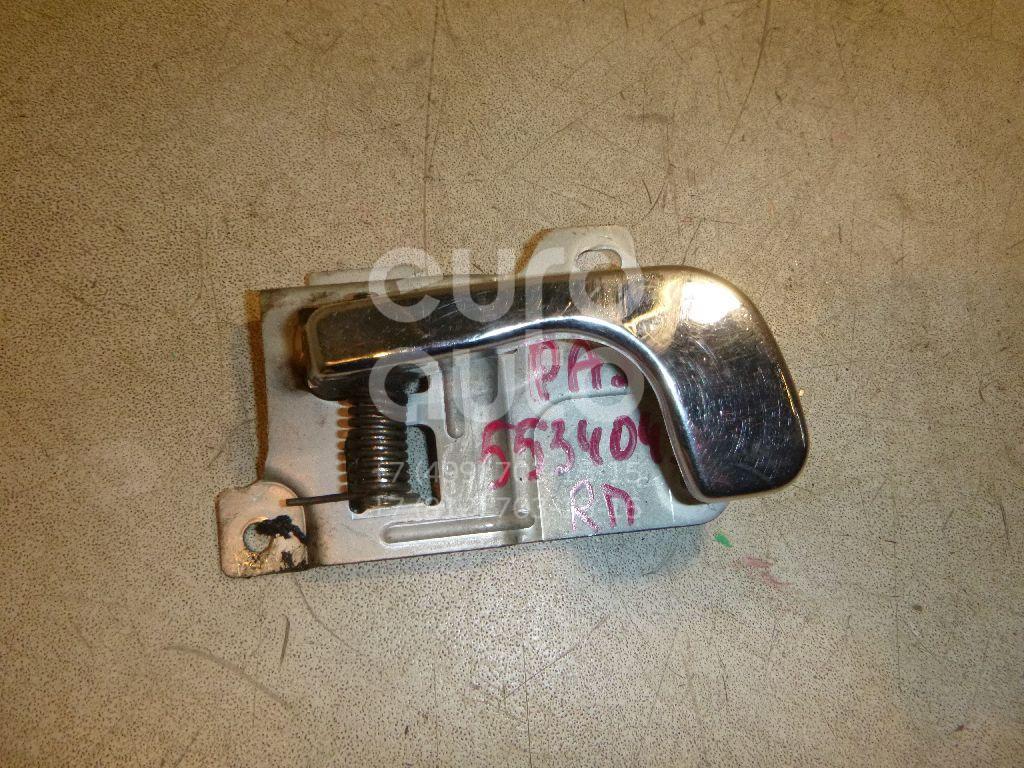 Ручка двери внутренняя правая для Mitsubishi Pajero/Montero (V1, V2, V3, V4) 1997-2004;Pajero/Montero (V1, V2, V3, V4) 1991-1996 - Фото №1