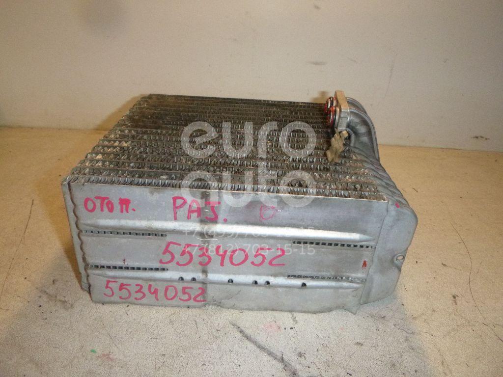 Радиатор отопителя для Mitsubishi Pajero/Montero II (V1, V2, V3, V4) 1997-2001 - Фото №1