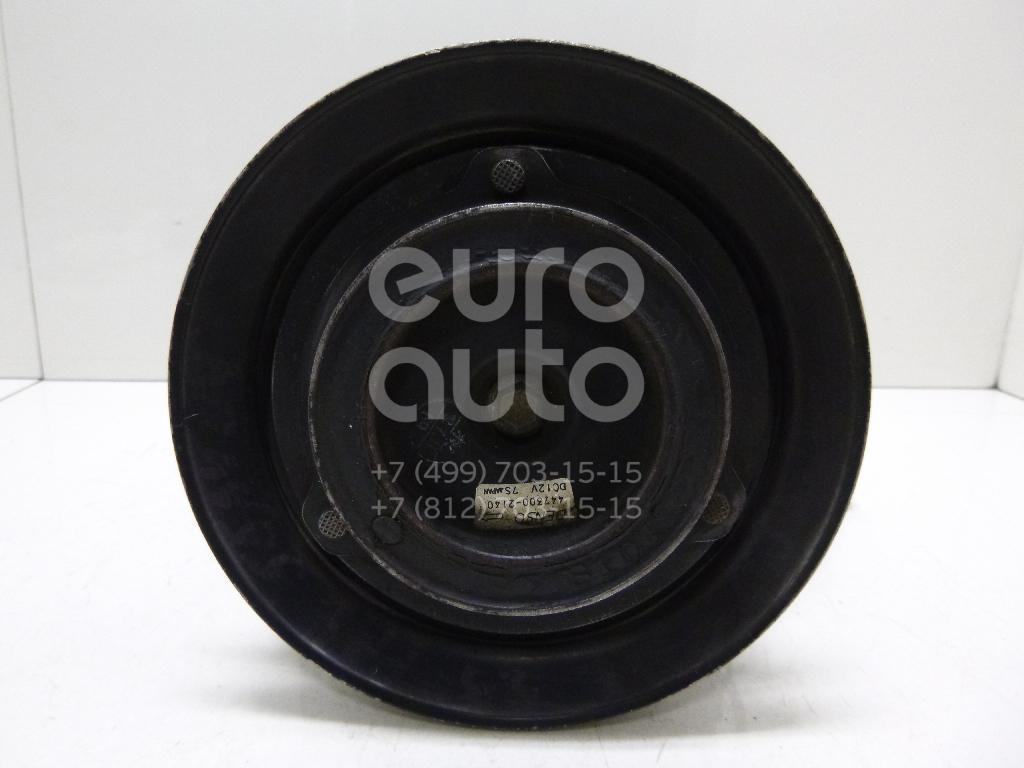 Компрессор системы кондиционирования для Mitsubishi Pajero/Montero II (V1, V2, V3, V4) 1997-2004;Pajero/Montero II (V1, V2, V3, V4) 1991-1996 - Фото №1