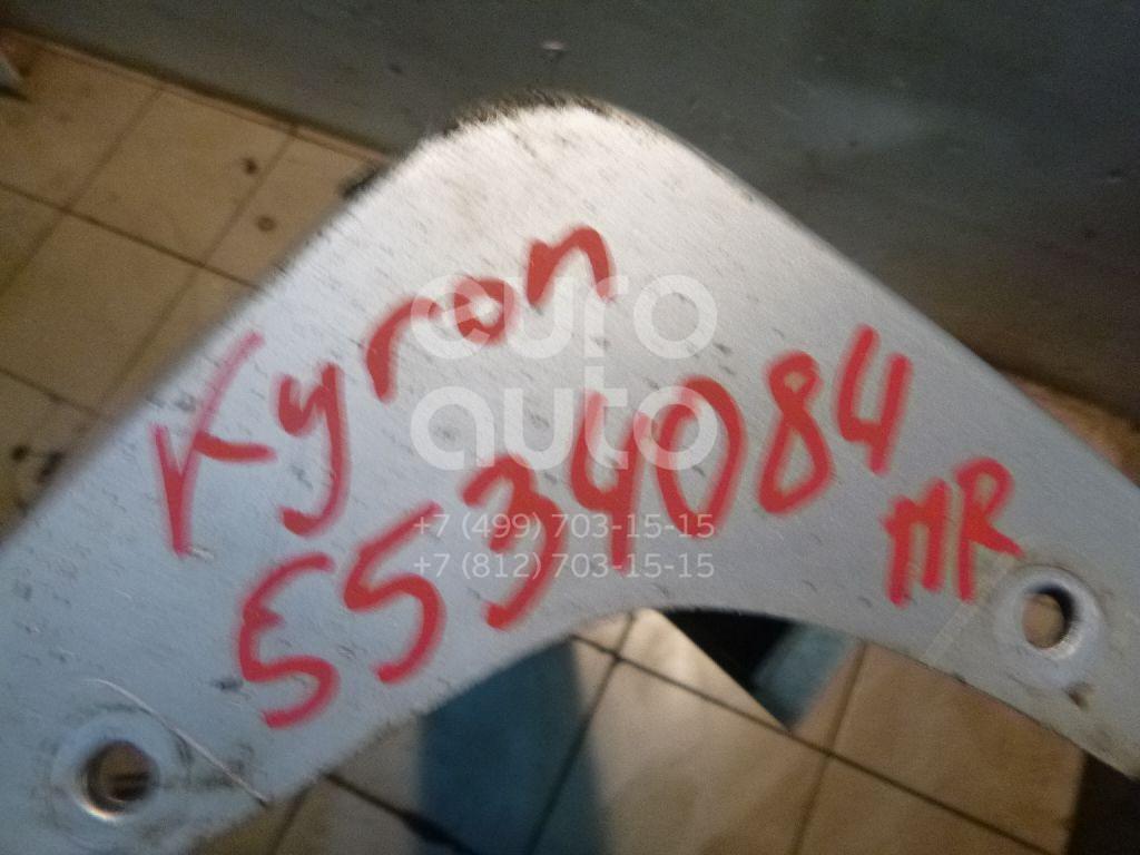Накладка на порог (наружная) для Ssang Yong Kyron 2005>;Actyon 2005-2012;Actyon Sport 2006-2012 - Фото №1