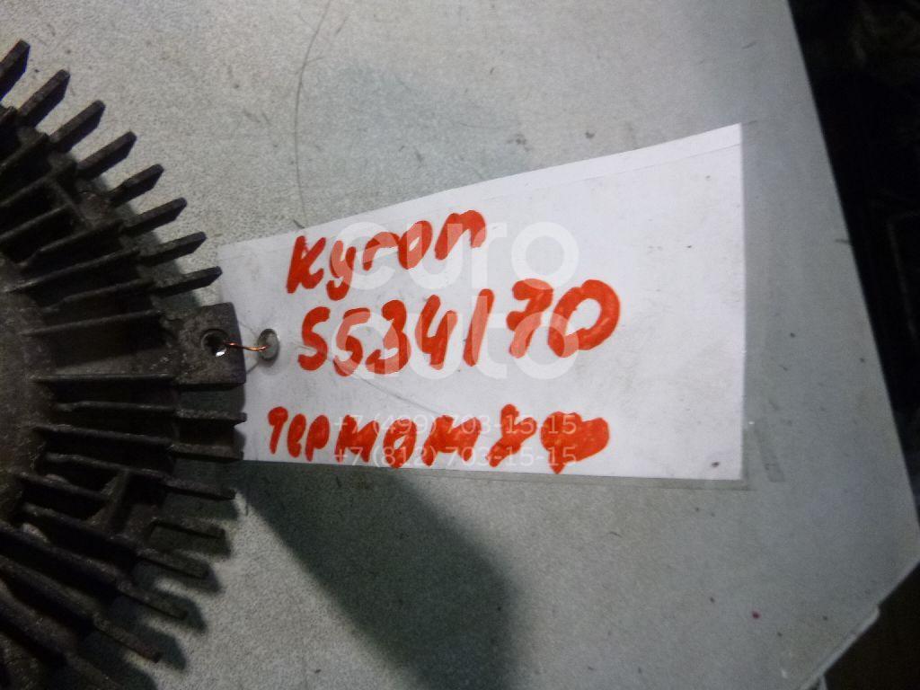 Термомуфта для Ssang Yong Kyron 2005>;Musso 1993-2006;Korando KJ 1996-2006;Rexton I 2001-2007;Rexton II 2007- 2012;Actyon 2005-2012;Actyon Sport 2006-2012 - Фото №1
