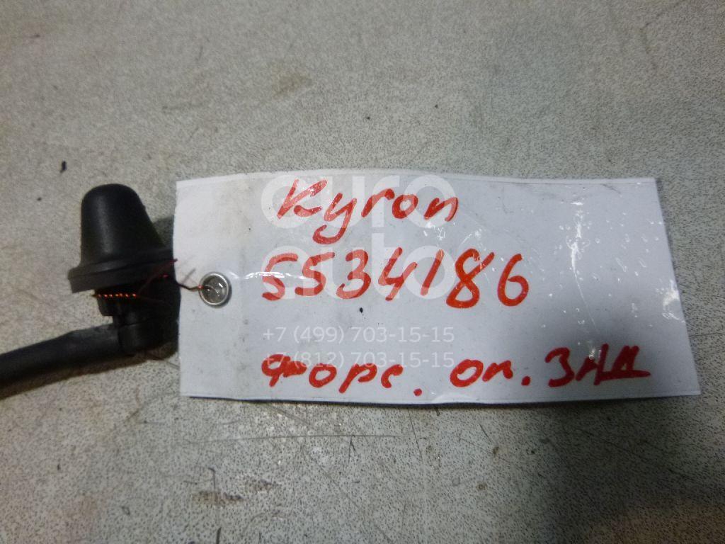 Форсунка омывателя зад стекла для Ssang Yong Kyron 2005> - Фото №1