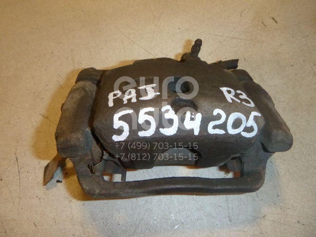Суппорт задний правый для Mitsubishi Pajero/Montero II (V1, V2, V3, V4) 1997-2004;Pajero/Montero II (V1, V2, V3, V4) 1991-1996 - Фото №1