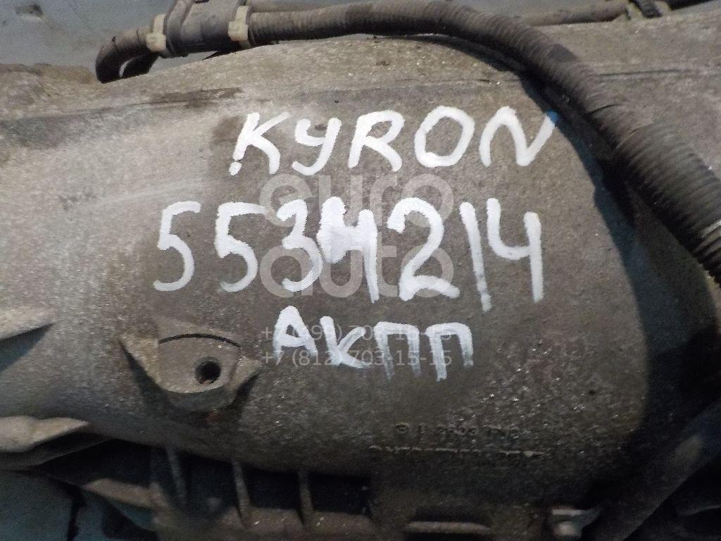 АКПП (автоматическая коробка переключения передач) для Ssang Yong Kyron 2005> - Фото №1
