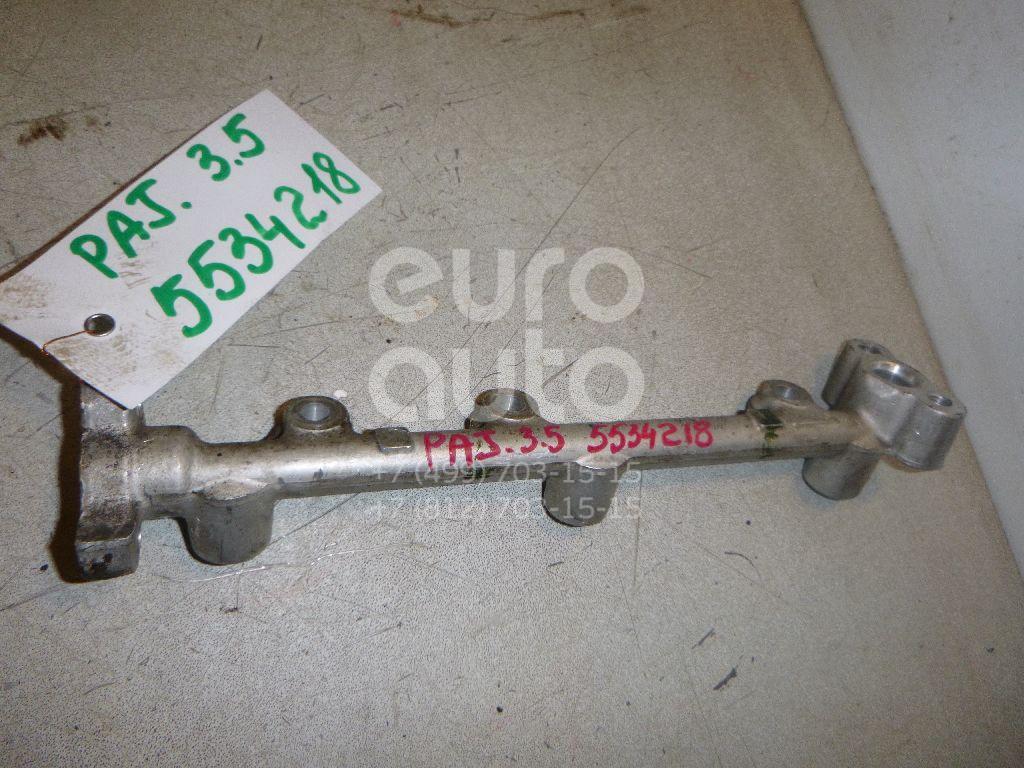 Рейка топливная (рампа) для Mitsubishi Pajero/Montero (V1, V2, V3, V4) 1997-2004;Pajero/Montero (V6, V7) 2000-2006 - Фото №1