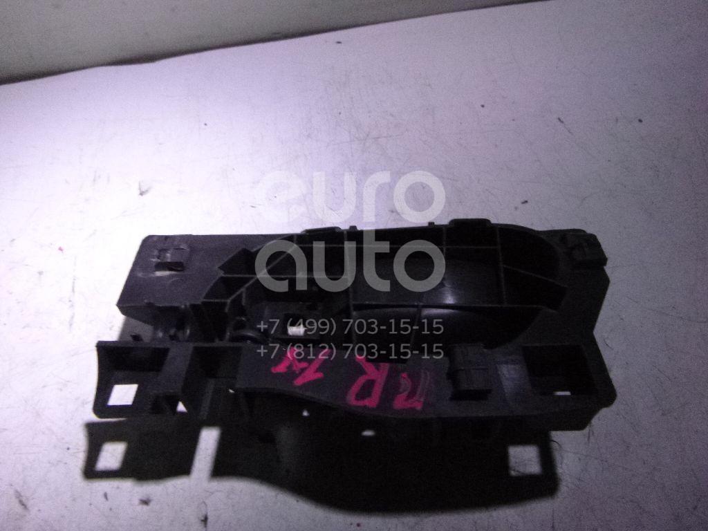Ручка двери внутренняя правая для Peugeot,Citroen Partner Tepee(B9) 2008>;207 2006-2013;Berlingo (NEW) (B9) 2008>;Expert II 2007-2016 - Фото №1