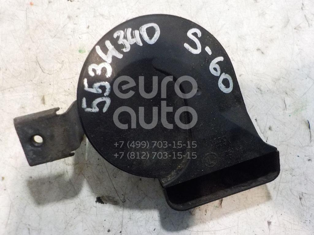 Сигнал звуковой для Volvo S60 2000-2009;V70 2001-2006;XC70 Cross Country 2000-2006;S80 1998-2006 - Фото №1