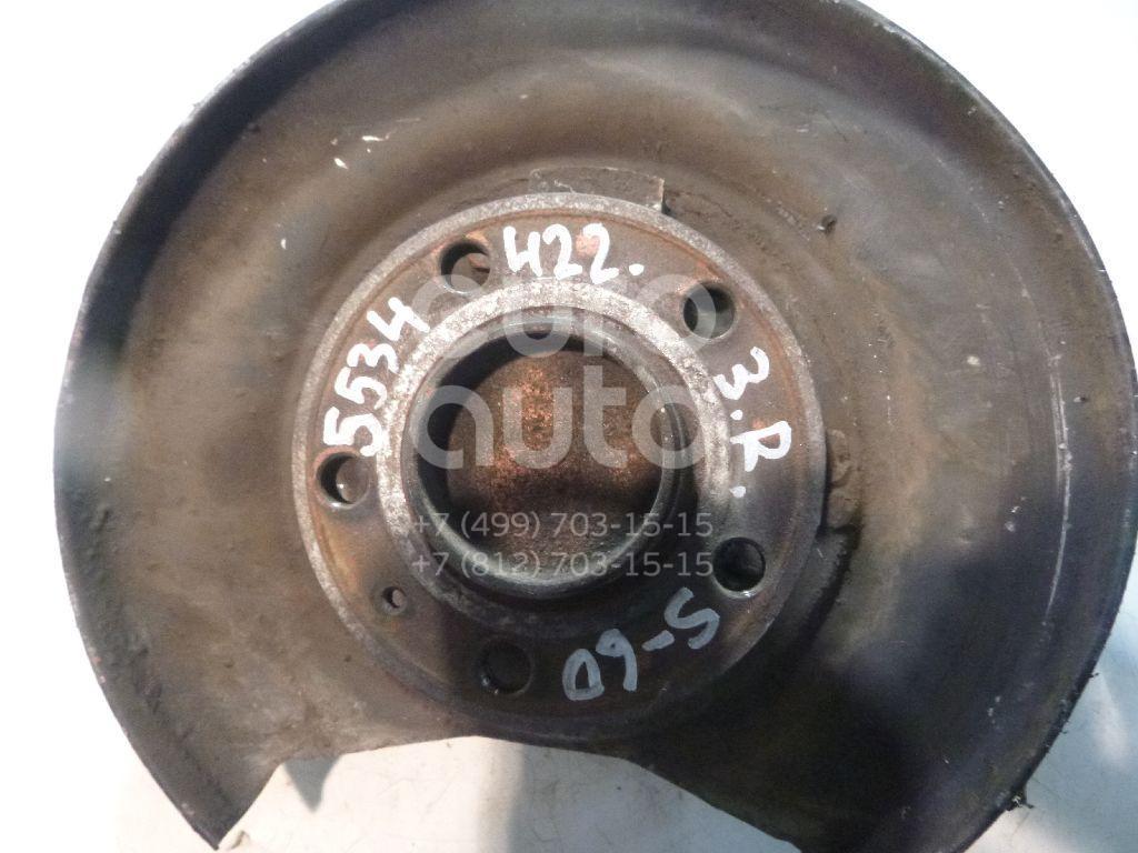 Кулак поворотный задний правый для Volvo S60 2000-2009;V70 2001-2006;XC70 Cross Country 2000-2006;S80 1998-2006 - Фото №1