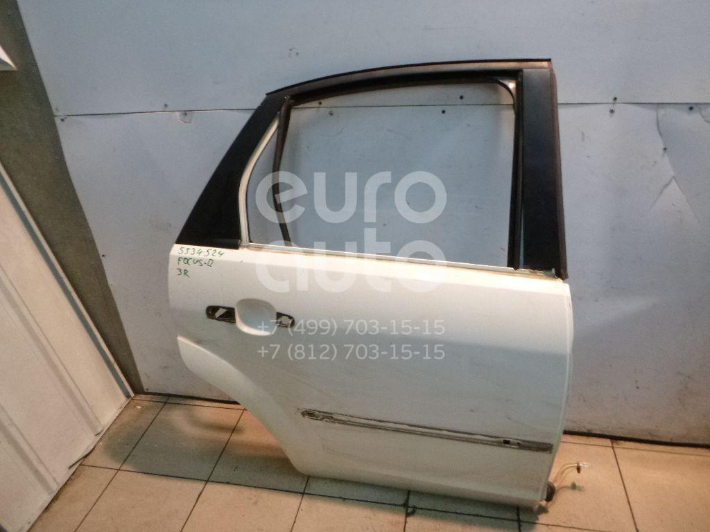 Дверь задняя правая для Ford Focus II 2005-2008 - Фото №1
