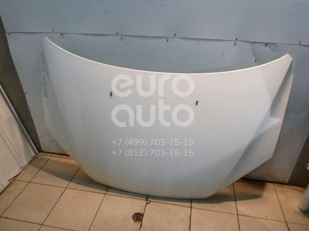 Капот для Ford Focus II 2005-2008 - Фото №1