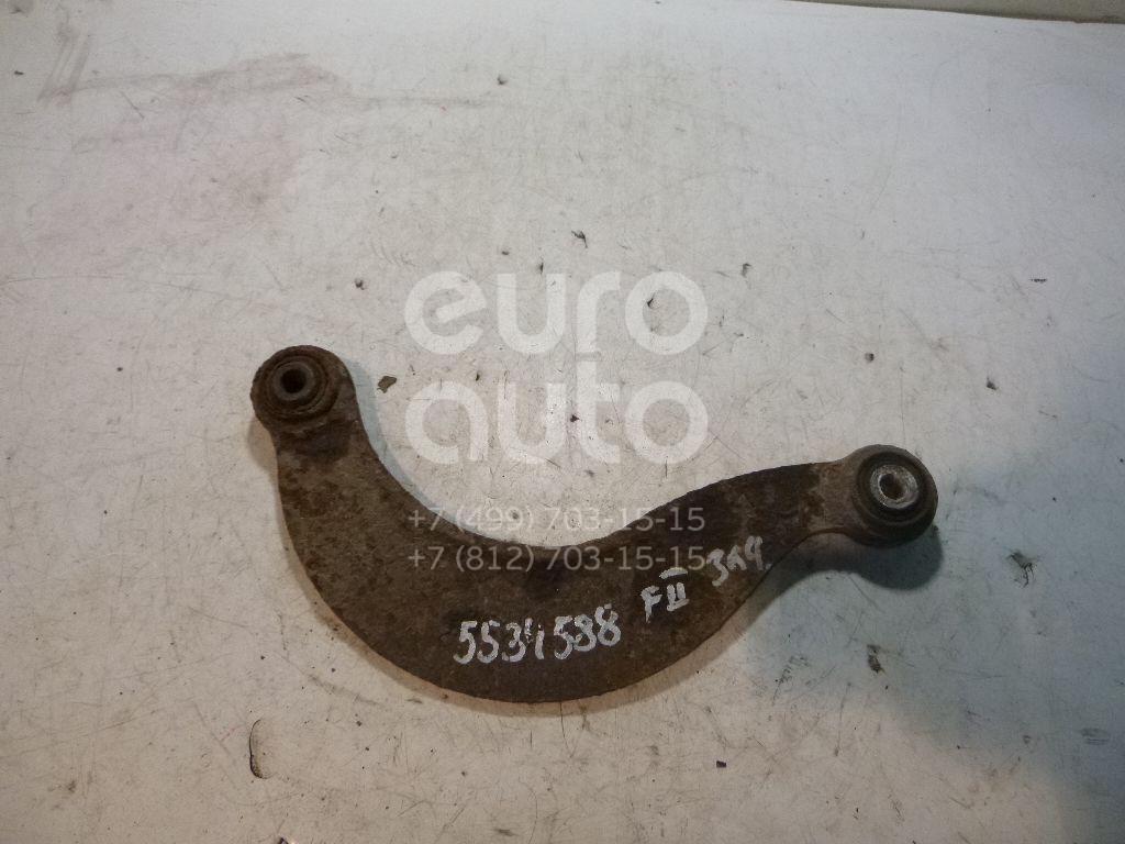 Рычаг задний верхний для Ford,Mazda,Volvo Focus II 2005-2008;C-MAX 2003-2011;Focus I 1998-2005;Mazda 3 (BK) 2002-2009;S40 2004-2012;V50 2004-2012;C30 2006-2013;Focus II 2008-2011;Mazda 3 (BL) 2009-2013 - Фото №1