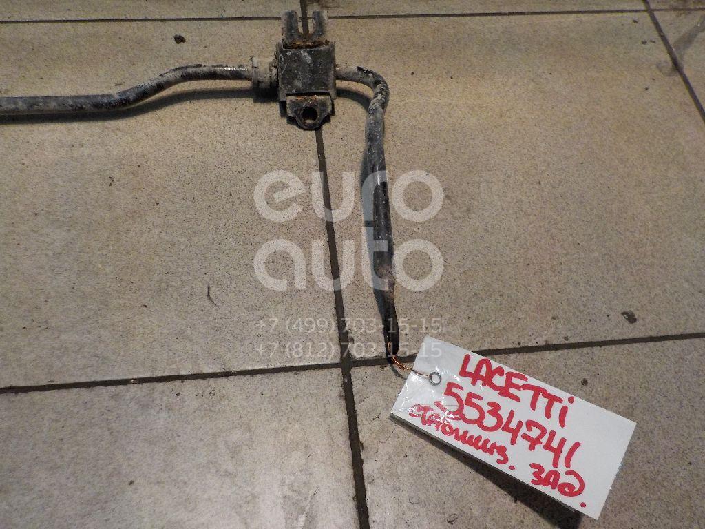 Стабилизатор задний для Chevrolet Lacetti 2003-2013 - Фото №1