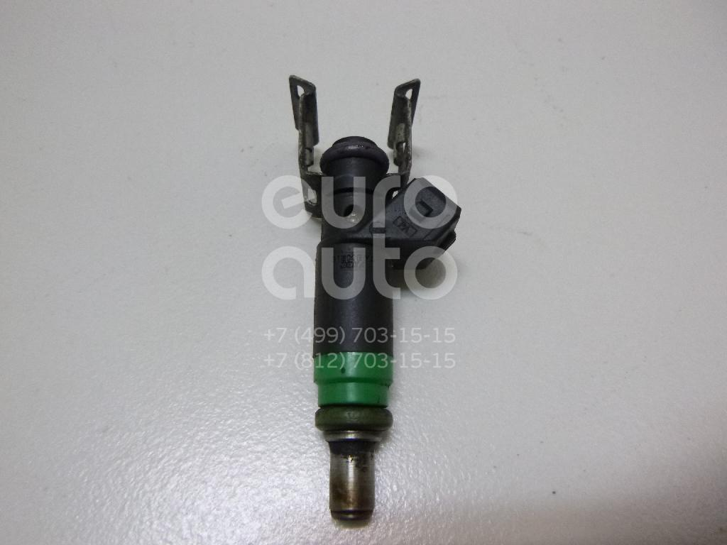 Форсунка инжекторная электрическая для Ford Focus II 2005-2008;Puma 1997-2002;Fusion 2002-2012;C-MAX 2003-2011;Focus I 1998-2005;Fiesta 2001-2008;Mondeo IV 2007-2015;Focus II 2008-2011;Fiesta 2008> - Фото №1