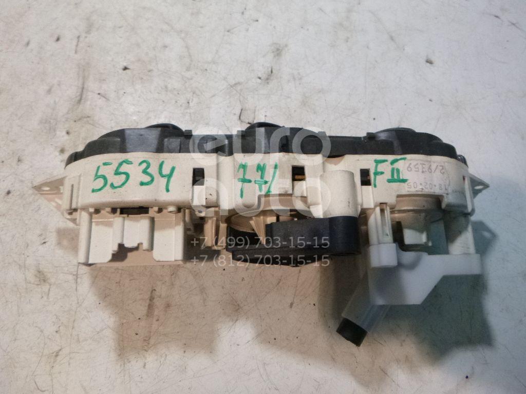 Блок управления отопителем для Ford Focus II 2005-2008;C-MAX 2003-2011;Focus II 2008-2011 - Фото №1