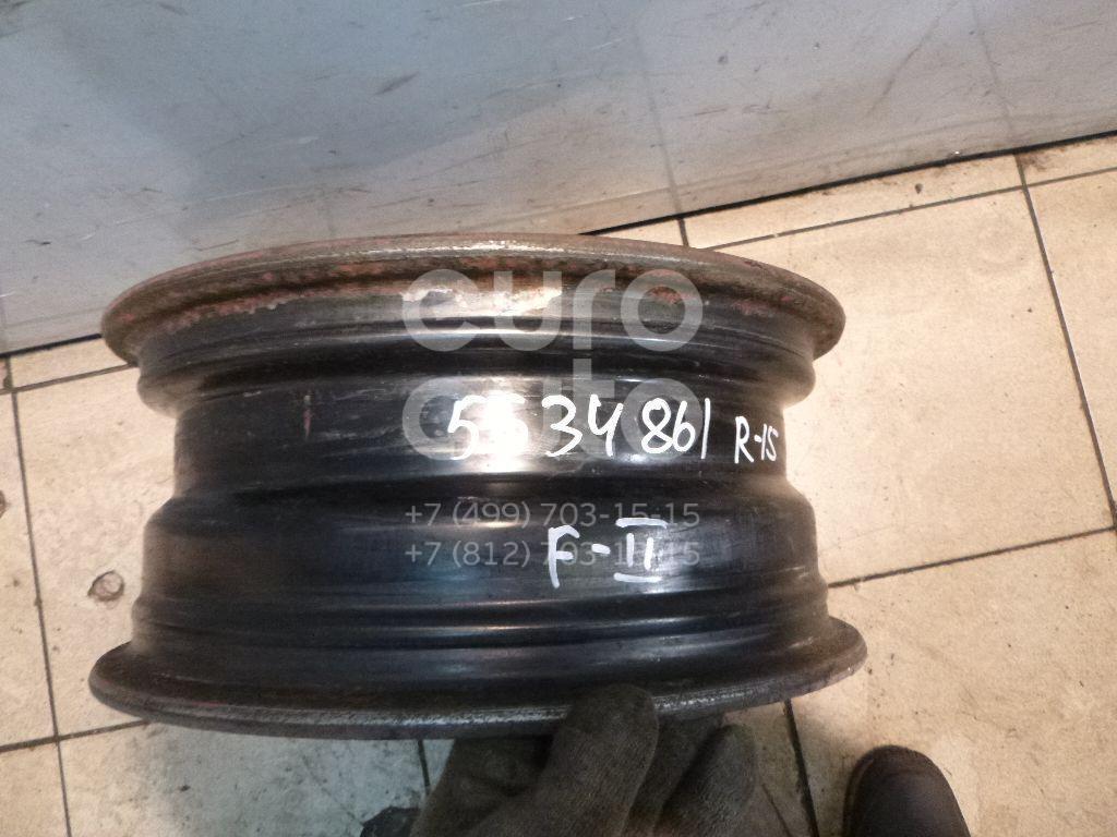 Диск колесный железо для Ford Focus II 2005-2008;Focus II 2008-2011 - Фото №1
