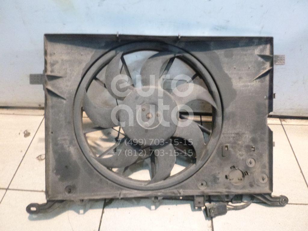 Вентилятор радиатора для Volvo S60 2000-2009 - Фото №1
