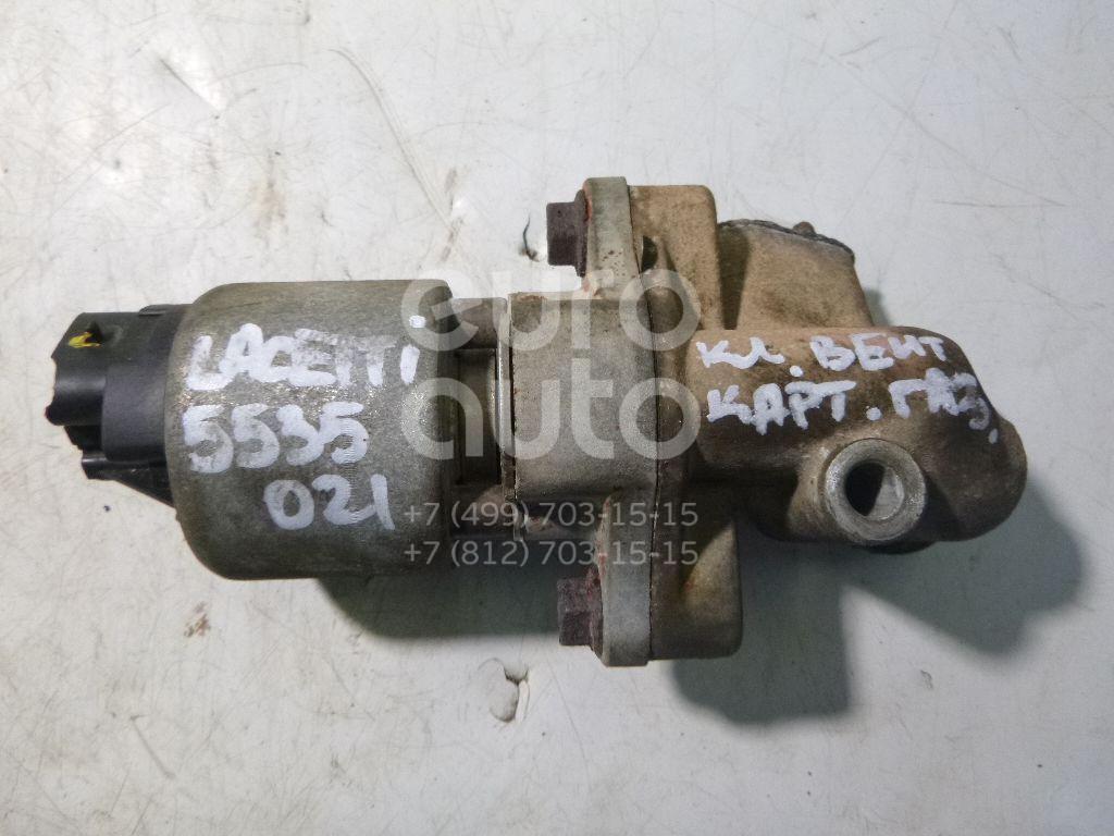 Клапан рециркуляции выхлопных газов для Chevrolet Lacetti 2003> - Фото №1
