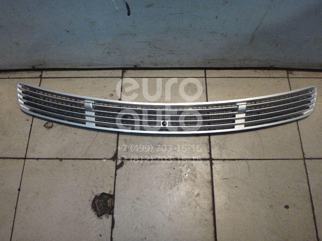 Решетка в капот для Mercedes Benz W203 2000-2006;C209 CLK coupe 2002-2010 - Фото №1