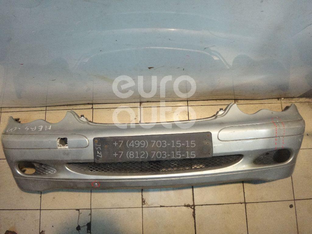 Бампер передний для Mercedes Benz W203 2000-2006 - Фото №1