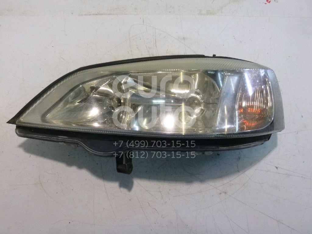 Фара левая для Opel Astra G 1998-2005 - Фото №1