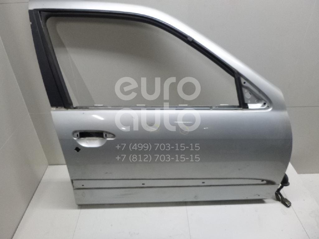 Дверь передняя правая для Nissan Primera P11E 1996-2002;Primera WP11E 1998-2001 - Фото №1