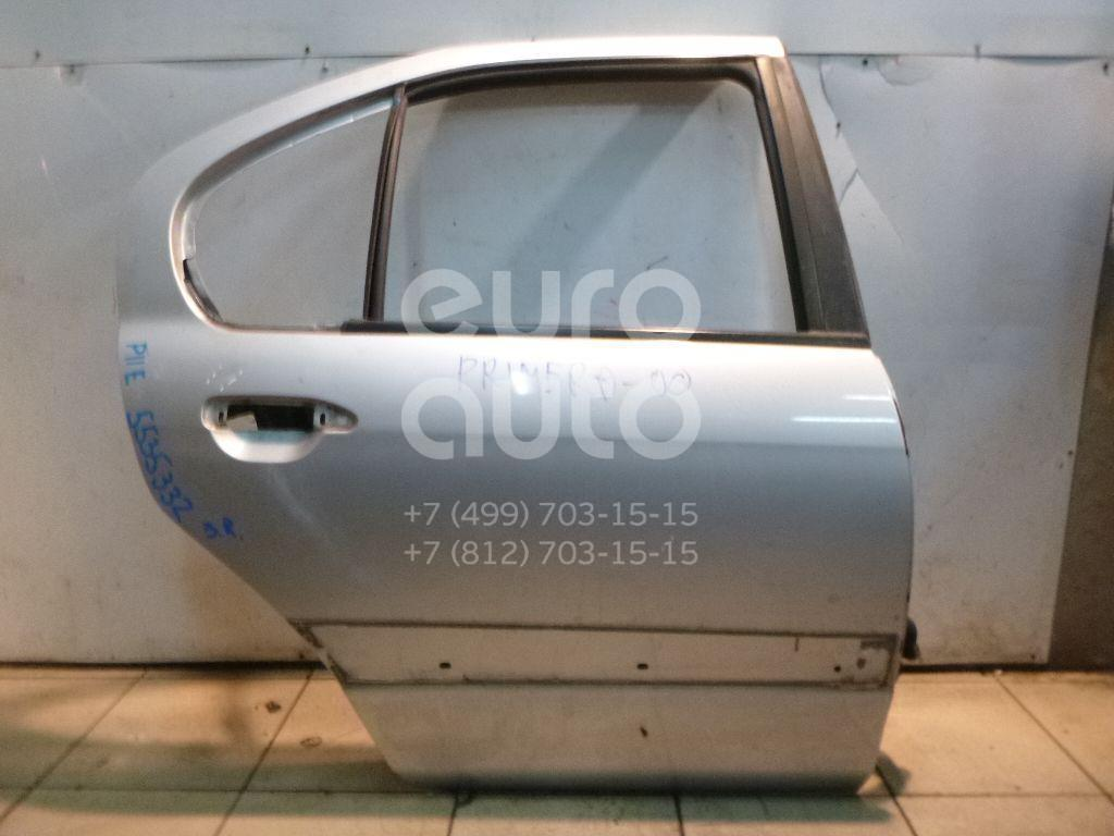 Дверь задняя правая для Nissan Primera P11E 1996-2002 - Фото №1