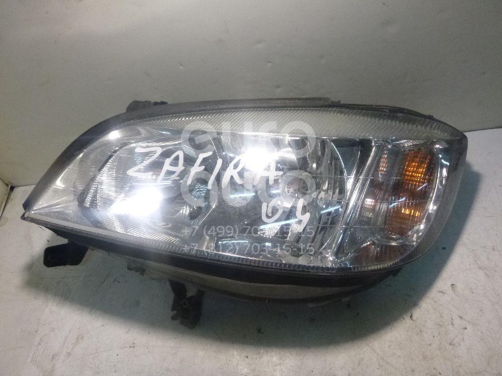 Фара левая для Opel Zafira (F75) 1999-2005 - Фото №1