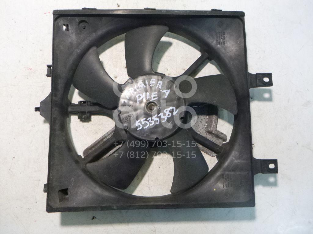Вентилятор радиатора для Nissan Primera P11E 1996-2002;Primera WP11E 1998-2001 - Фото №1