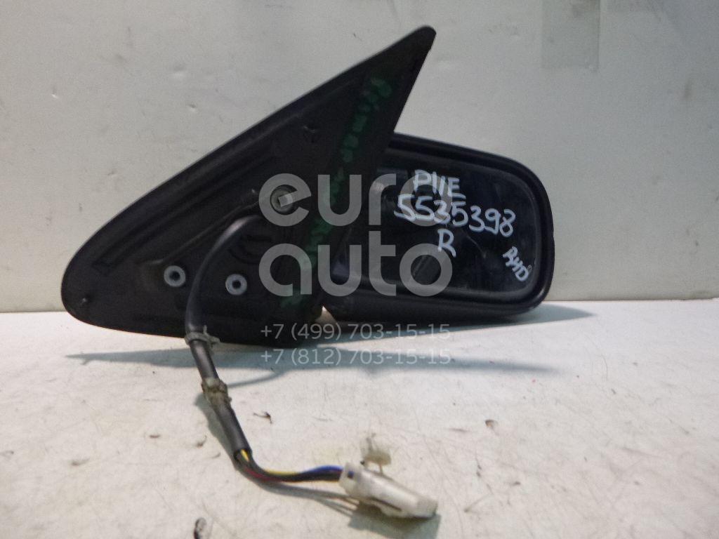 Зеркало правое электрическое для Nissan Primera P11E 1996-2002 - Фото №1
