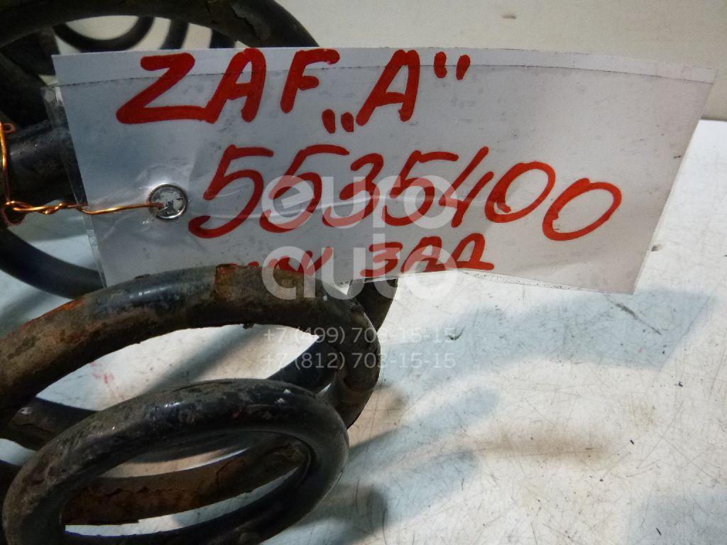 Пружина задняя для Opel Zafira A (F75) 1999-2005 - Фото №1