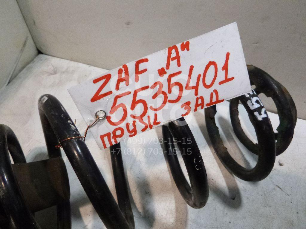 Пружина задняя для Opel Zafira (F75) 1999-2005 - Фото №1