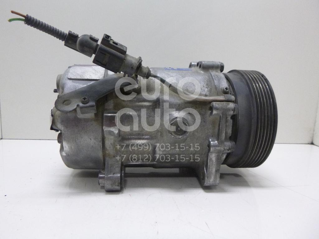 Компрессор системы кондиционирования для Ford,VW,Seat Galaxy 1995-2006;Sharan 1995-1999;Alhambra 1996-2000;Sharan 2000-2004;Sharan 2004-2010;Alhambra 2000-2010 - Фото №1