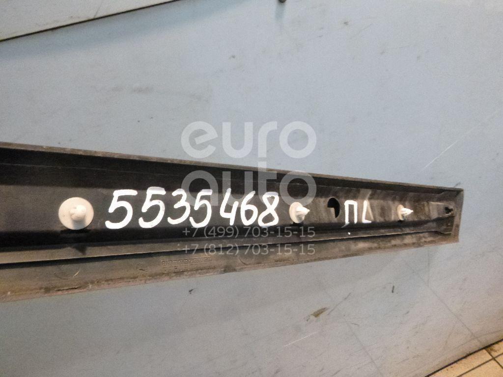 Накладка двери передней левой для Opel Zafira A (F75) 1999-2005 - Фото №1