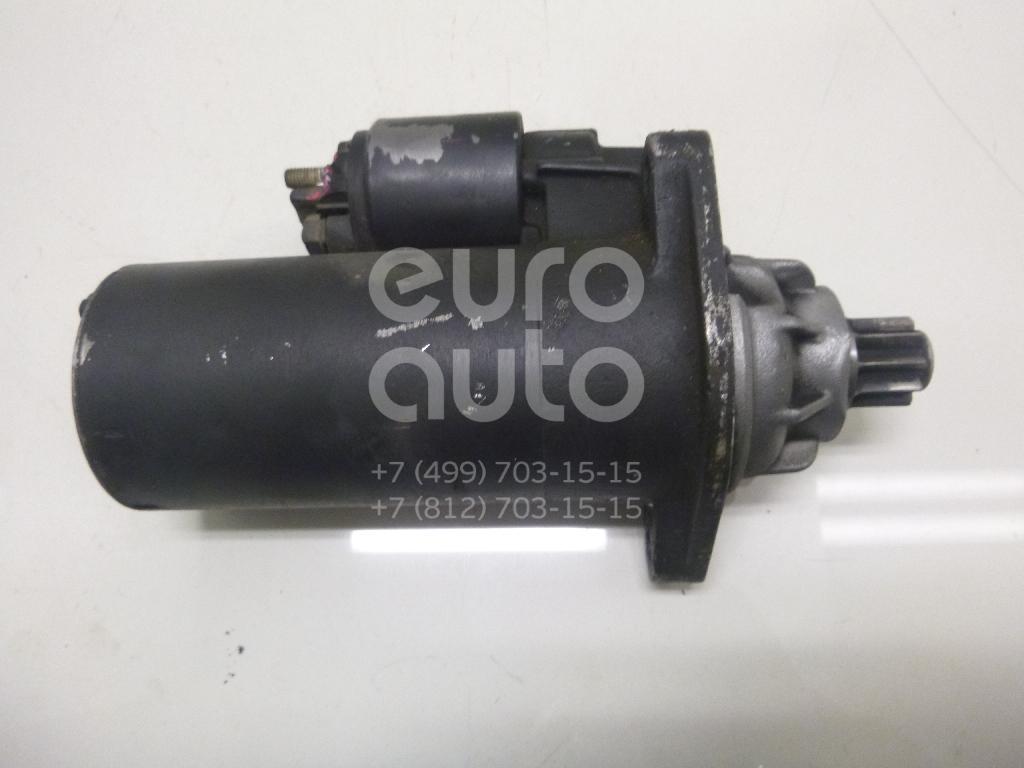 Стартер для Ford,Audi Galaxy 1995-2006;A3 (8L1) 1996-2003;TT(8N) 1998-2006 - Фото №1