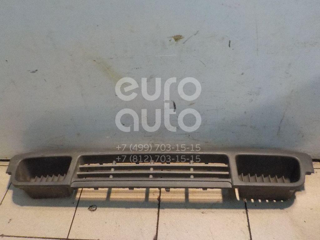 Решетка в бампер центральная для VW Transporter T5 2003-2015 - Фото №1