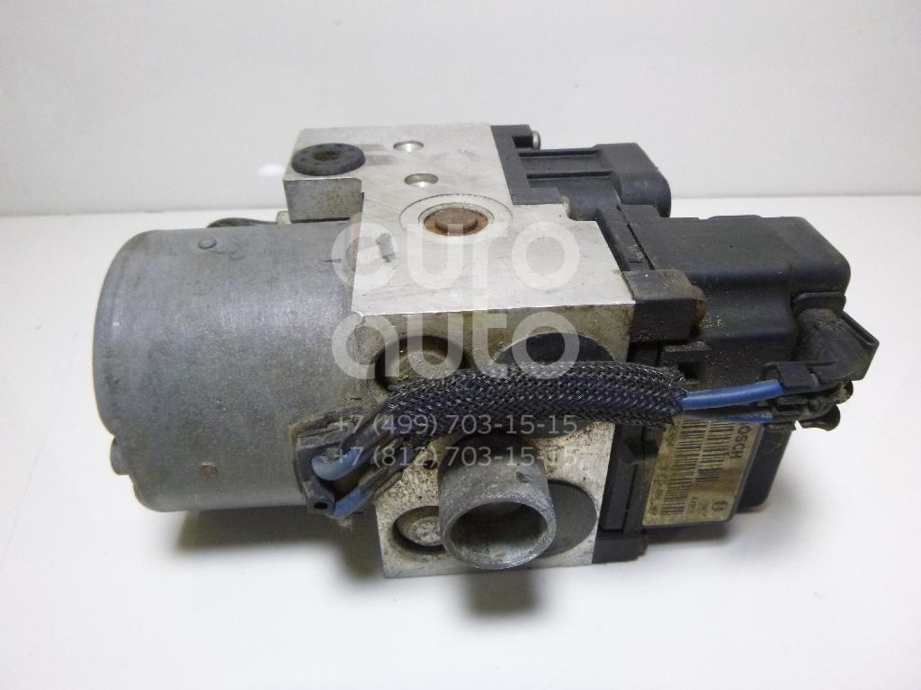 Блок ABS (насос) для Opel Zafira A (F75) 1999-2005;Astra G 1998-2005 - Фото №1