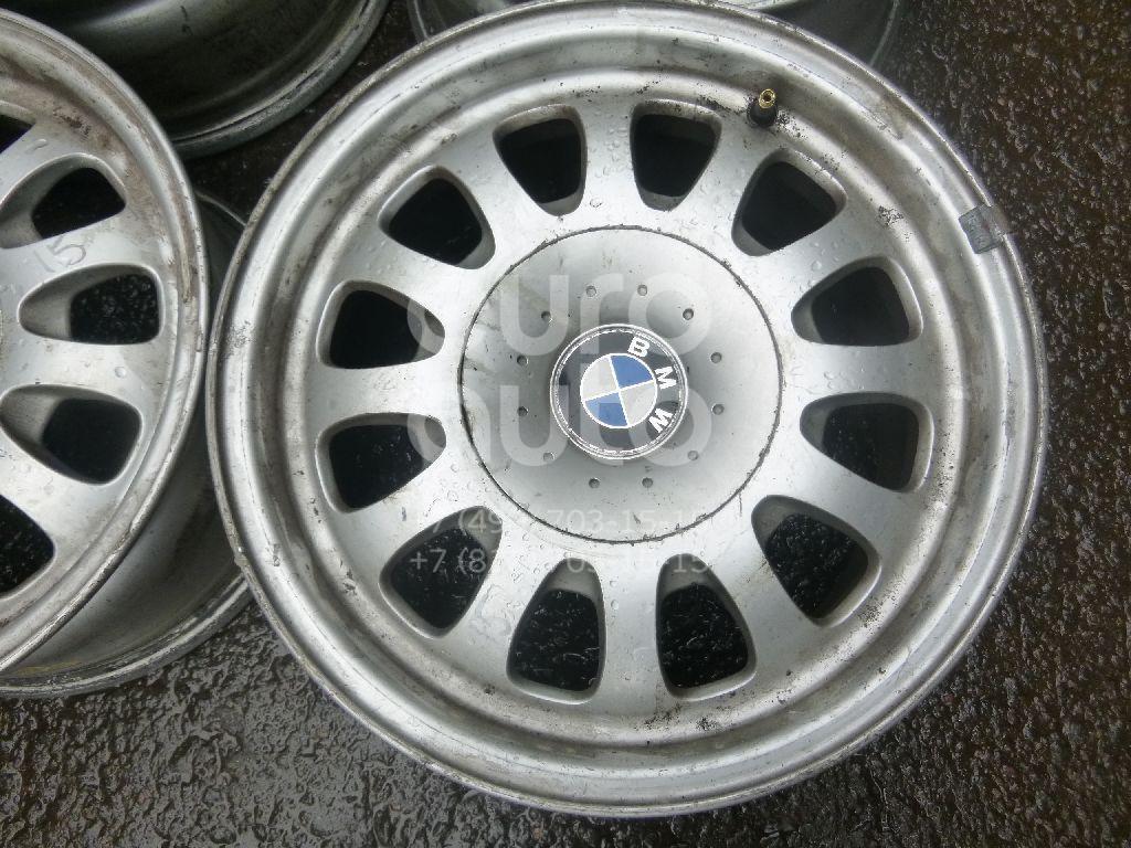 Диски колесные легкосплавные (к-кт) для BMW 5-серия E39 1995-2003 - Фото №1