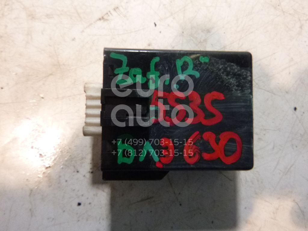 Блок электронный для Opel,Daewoo,Chevrolet Zafira B 2005-2012;Matiz 2001>;Aveo (T200) 2003-2008;Lacetti 2003-2013;Spark 2005-2011;Rezzo 2003-2010 - Фото №1