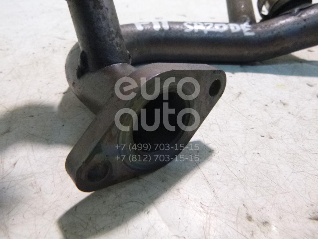 Трубка охлажд. жидкости металлическая для Nissan Primera P11E 1996-2002;Primera WP11E 1998-2001 - Фото №1