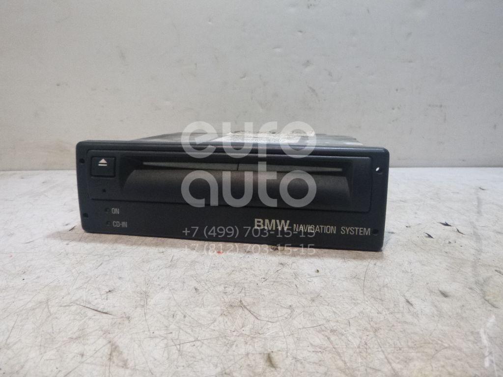 Проигрыватель CD/DVD для BMW 5-серия E39 1995-2003;3-серия E46 1998-2005;7-серия E38 1994-2001;X5 E53 2000-2007 - Фото №1